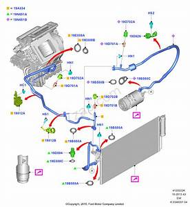 Air Conditioning System Ford Focus 2014