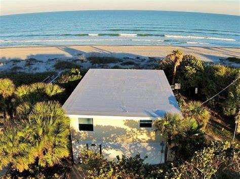 Oceanfront Cocoa Beach House Private Beach Access Sleeps