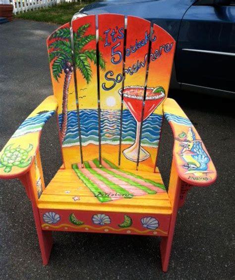 tiki adirondack chair zoeken painted adirondack