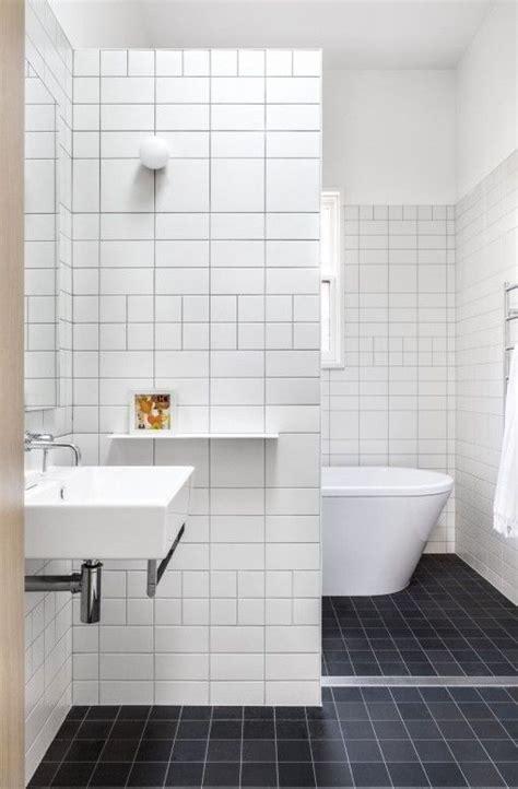 White Bathroom Tiles Brilliant Stylish Best 20 Tile