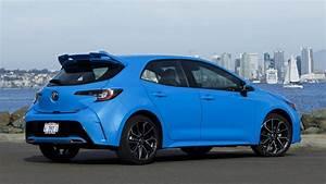 2019 Toyota Corolla Hatchback Xse  New Car Reviews