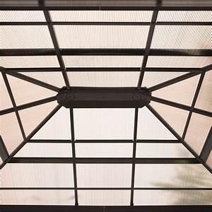 Dach Für Gartenpavillon : outsunny luxus pavillon gartenpavillon partyzelt gartenzelt pc dach 3 6x3x2 65 m ebay ~ Markanthonyermac.com Haus und Dekorationen