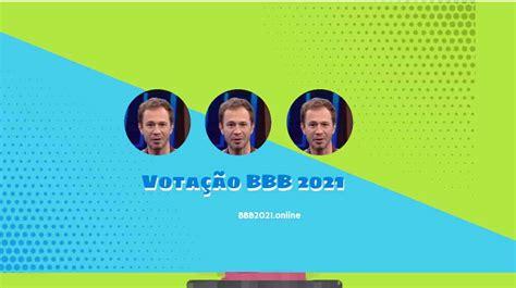 Votação BBB 2021 - cadastre-se e vote no gshow de graça