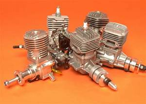 Small-block Rc Gas Engine Guide - A New Generation Of Compact Power