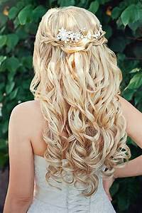 35 New Hairstyles For Weddings Long Hairstyles 2017