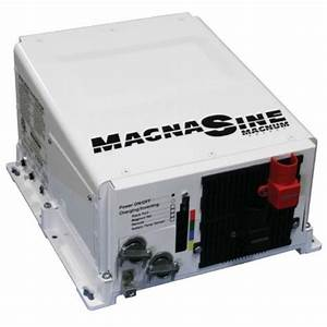 Magnum Ms Series Pure Sine Wave Inverter  Charger