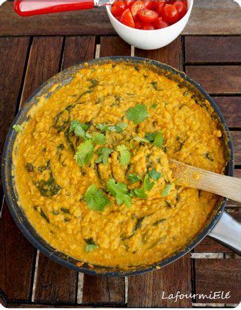 recette indienne et v 233 g 233 tarienne d 233 couvrez comment pr 233 parer un dahl de lentilles corail comme