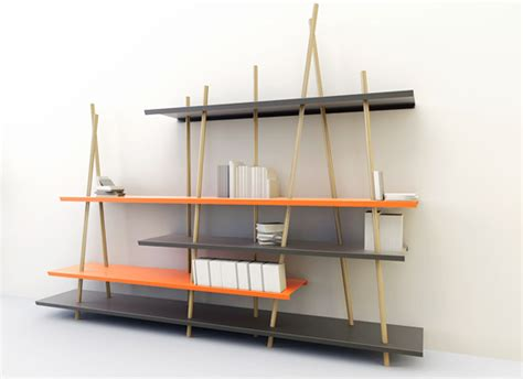 Fingers Shelving System For Quinze & Milan