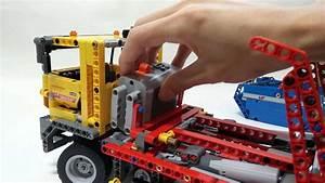 Lego Technic Erwachsene : lego technic 42024 youtube ~ Jslefanu.com Haus und Dekorationen