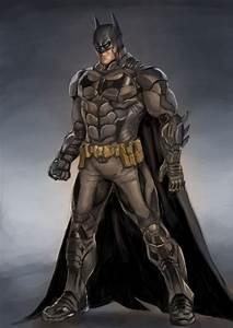 Batman Arkham Knight by dushans on DeviantArt