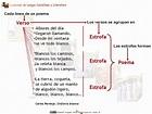 UD 4:¿En qué hablas: en verso o en prosa? Introducción ...