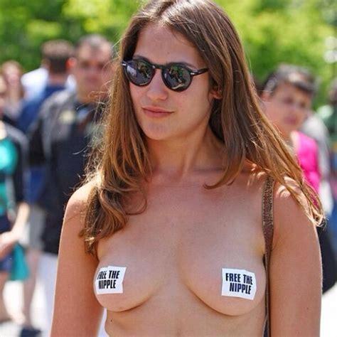 Free The Nipple Lola Kirke Nude Sex Porn Images
