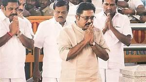 Dinakaran's nomination for RK Nagar bypoll challenged in ...