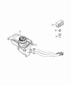 2018 Jeep Renegade Nut  Rivet  Stud  M6x1 0  M6x1 00x20