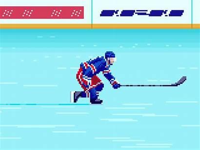 Pixel Hockey Dream Player Team Bit 1992