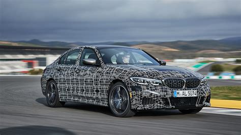 Bmw Prototype 2020 by 2020 Bmw M340i Xdrive Prototype Review Almost An M3 With