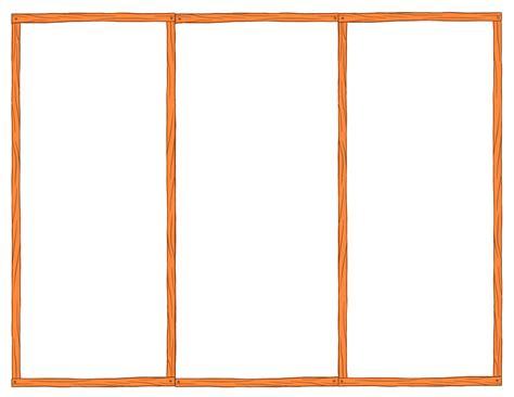 Tri Fold Brochure Template Blank Tri Fold Brochure Template Exle Mughals