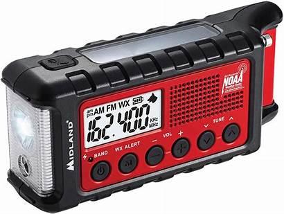 Radio Emergency Midland Er310 Crank Weather Radios