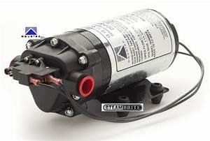 Aquatec 220 Psi Triplex Diaphragm Pressure Switched Bypass