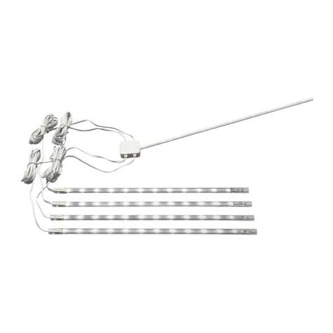 Dioder Lichtleiste 4tlg, Led Ikea