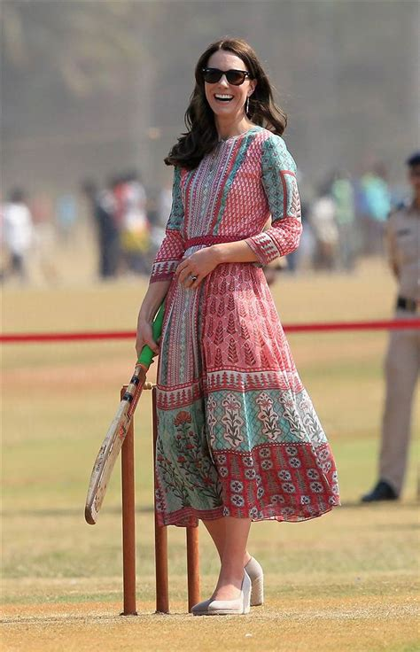 How To Get Duchess Kate's Look From Her India And Buhtan