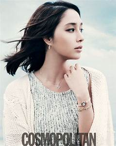 Lee Min Jung: Cosmopolitan April, 2012 – Asia 24/7