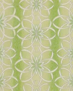 Tapete Grün Weiß : edem 047 25 designer blumen ornamente tapete gr n heu gr n wei silber ebay ~ Sanjose-hotels-ca.com Haus und Dekorationen