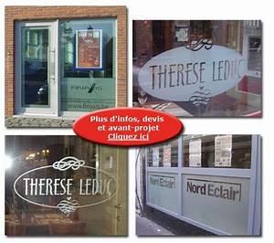 Film Pour Vitre : film adhesif de decoration de vitrines tous les ~ Melissatoandfro.com Idées de Décoration