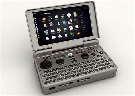 Open Source Handheld Console by Dragonbox Pyra Open Source Pc Handheld Console Pre