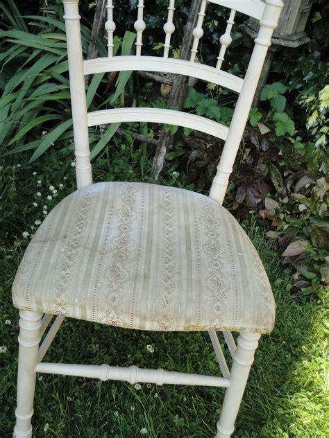 retapisser une chaise je me lance dans la tapisserie charme d 39 antan