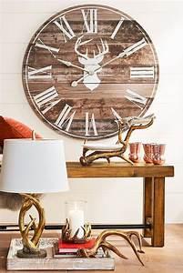 Wanduhr Xxl Holz : 55 kreative ideen f r tolles modernes wanduhr design ~ Buech-reservation.com Haus und Dekorationen