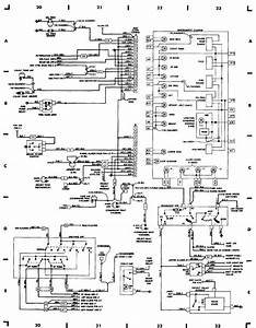 Wiring Diagrams 1984 1991 Jeep Cherokee Xj With 91