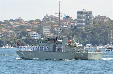 Pacific Class Patrol Boat pacific class patrol boat