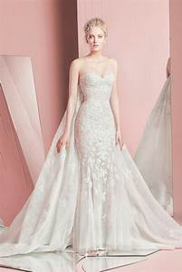 Zuhair murad petra with train spring summer 2016 sold for Saks wedding dresses