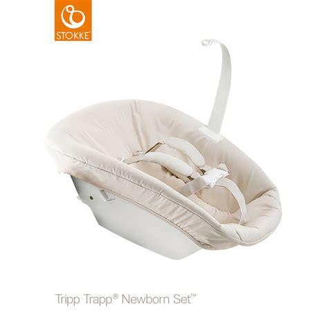 siege tripp trapp siège newborn set pour chaise tripp trapp de stokke en