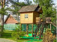 playhouse for kids 8 Free Plans for Playhouses