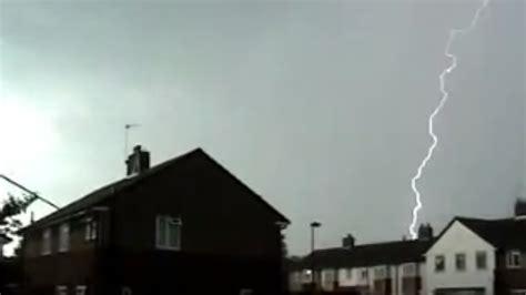 big thunderstorm  london youtube