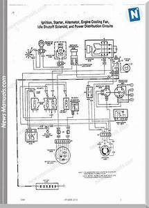 Fiat 124 Spider 1980 Wiring Diagrams