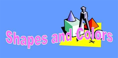 esl shapes  colors