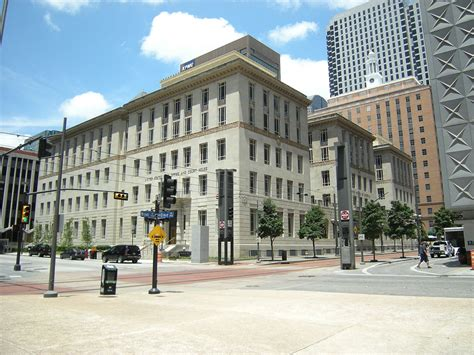 United States Post Office And Courthouse (dallas, Texas