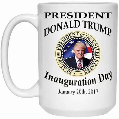 Trump Inauguration Donald President Mugs