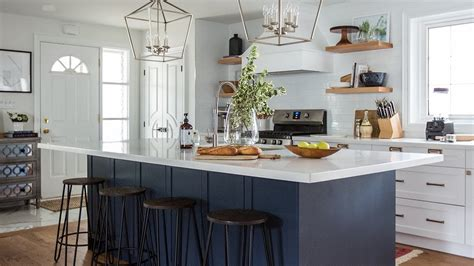 Interior Design — An Old House Gets A Total Overhaul