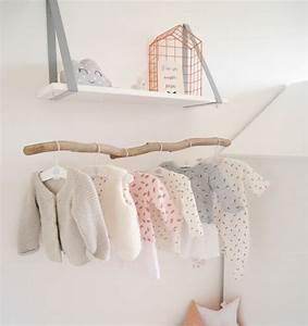 Etagere Chambre Enfant : chambre coucher de b b des tag res tendances ~ Teatrodelosmanantiales.com Idées de Décoration