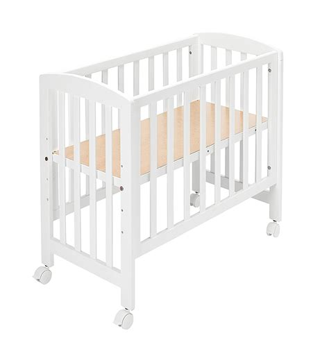 Side Crib Attached To Bed by Babydan By My Side Bedside Crib White Pupsik Singapore