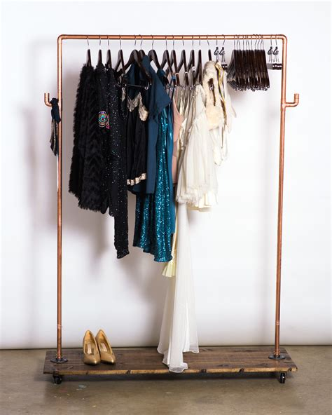 creative diy clothes rack ideas perfect  lazy people page