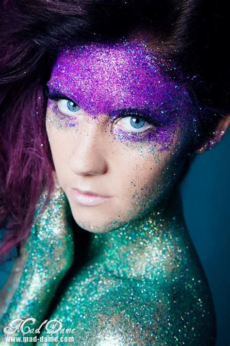 Glitter Photoshoot With Mad Dame  My Modelling