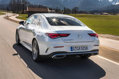 mercedes cla  review pictures auto express
