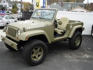 2012 Jeep Wrangler Sport  Army Jeep For Sale