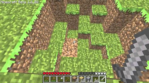 minecraft ep   creeper blows   house youtube