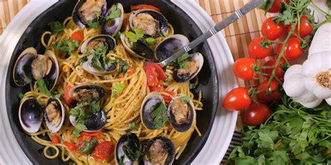 linguine aux palourdes   la tomate recettes italiennes